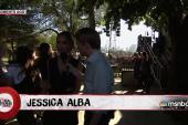 Jessica Alba on Global Citizen successes