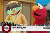Sesame Street: Wash up!