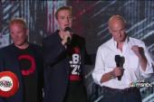 CEO Hugh Evans thanks global citizens,...