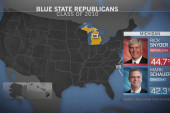 How will blue state GOP governors fare?