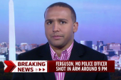 Lowery: 'Us vs. them' mentality in Ferguson