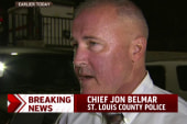 Chief: Shooting unrelated to protests