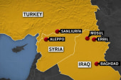 New round of airstrikes hit oil refinery