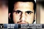 Report claims Khorasan leader killed