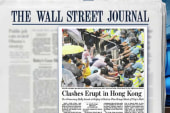 Public protests continue in Hong Kong