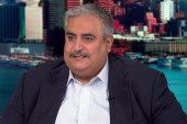 Bahrain official: Dealing with ISIS top...