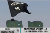 US 'underestimated' ISIS