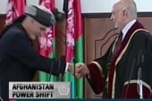 A shift in power in Afghanistan