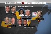 2016 hopefuls stump for midterm candidates