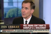 US 'mixing up strategy' targeting ISIS