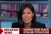 SCOTUS blocks early voting in Ohio