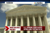 High court favors cuts to early voting in...