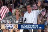Will Romney run again in 2016?