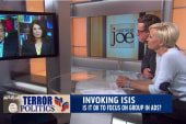 Is using ISIS in campaign ads fair game?