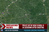 BREAKING: Shooting at a NC high school