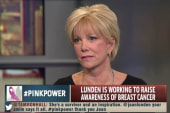 Joan Lunden: 'It was scary' to do People...