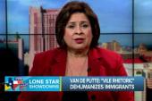 Is Leticia Van de Putte Texas Dems' new star?