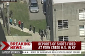 Report: Shots fired at Kentucky high school