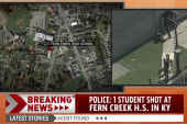 Police search for shooter at KY high school