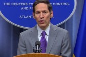 CDC confirms first US Ebola case