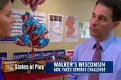 Scott Walker faces tough challenge in Wis.