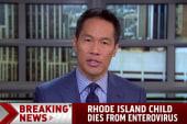 Rhode Island child dies from Enterovirus