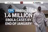'The war against Ebola rages on'