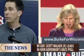 Scott Walker takes the lead in new poll
