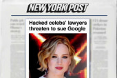 Celebrity lawyers threaten to sue Google