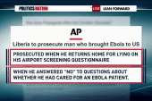 Ebola patient's family speaks out