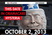 This date In Obamacare hysteria