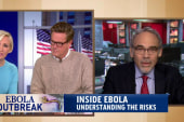 More US Ebola cases but no pandemic: doctor