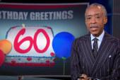 Rev. Al Sharpton turns 60