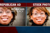 GOP ad uses stock photos to show diversity