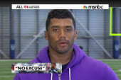 Russell Wilson tackles domestic violence
