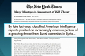 Was the ISIS threat underestimated?