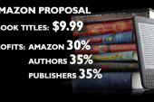 Literary giant turns up the heat on Amazon