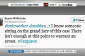 Ferguson Grand Jury tweet sparks a probe