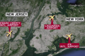 CDC meeting plane in NJ carrying sick...
