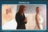 Gender gap between voters may be largest ever