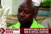 CDC updates condition of US Ebola patient