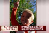 Enterovirus D-68 cause of death for NJ boy