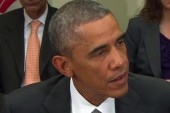 Obama: Ebola is a national security threat
