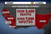 Ensuring Ebola protocols