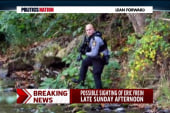 Authorities closing in on alleged cop killer