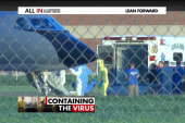 Sixth Ebola-infected American back in US