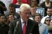 Clinton to Arkansas voters: 'Vote your heart'
