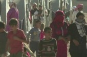 Millions of Syrians displaced due to fighting