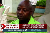 Ebola patient's fiancée asking 'what if'