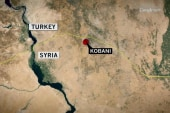 ISIS footprint grows on border town